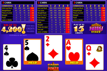 Deuces Wild Video Poker Series