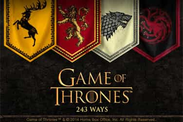 Game of Thrones (243 Ways)