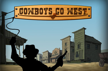 Cowboys Go West HD