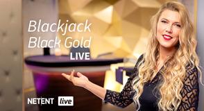 Blackjack Black Gold
