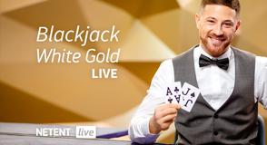 Blackjack White Gold