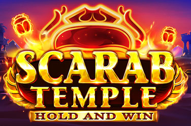 Scarab Temple: Hold and Win
