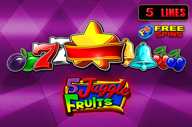 5 Juggle Fruit
