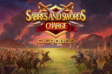 Sabres and Swords: charge! gigablox