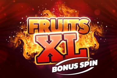 Fruits XL - Bonus Spin