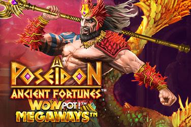Ancient Fortunes: Poseidon™ WowPot! MEGAWAYS™