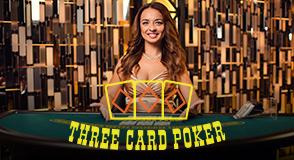 Three Card Poker - Lobby