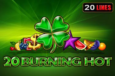 20 Burning Hot Casino Slot