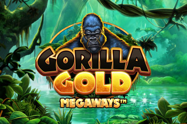 Gorilla Gold Megaways: Power 4 slots
