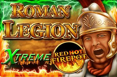 Roman Legion Xtreme Red Hot Firepot Online Slot