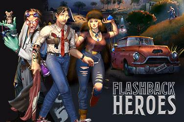 Flashback Heroes: 243 Ways