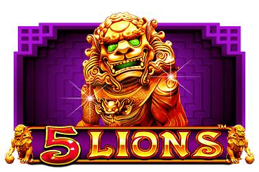 5 Lions Casino Slot