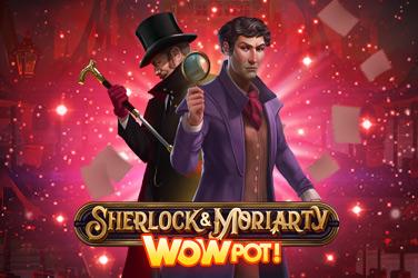 Sherlock & Moriarty WOWPOT!