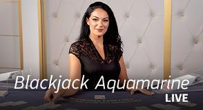 Aquamarine Blackjack
