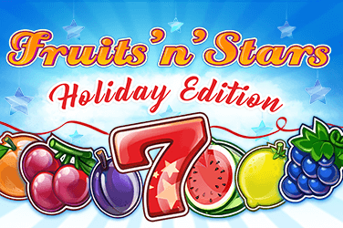 Fruits'N'Stars : Holiday Edition