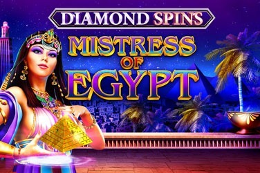 Mistress Of Egypt - Diamond Spins