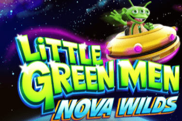 Little Green Men - Nova Wilds
