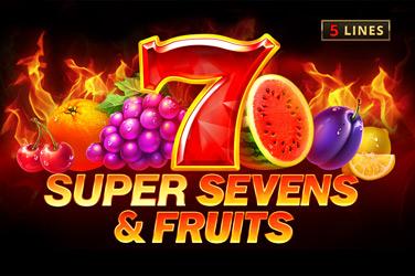 5 Super Sevens&Fruits