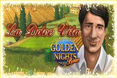 La Dolce Vita Golden Nights