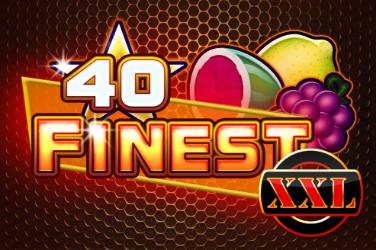 40 Finest XXL