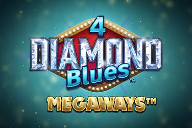 4 Diamond Blues™ - Megaways™