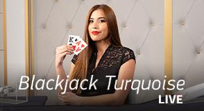 Turquoise Blackjack