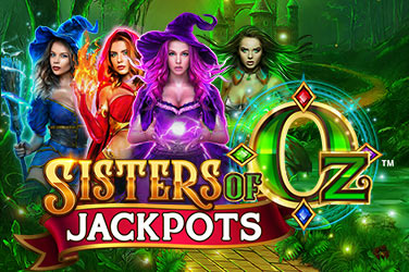Sisters of Oz™ Jackpots