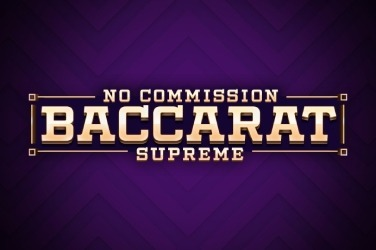 Baccarat Supreme No Commission