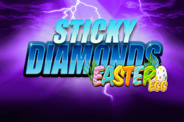 Sticky Diamonds Easter Egg