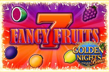 Fancy Fruits Golden Nights