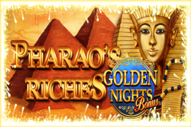 Pharao's Riches Golden Nights