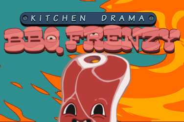 Kitchen Drama: BBQ Frenzy