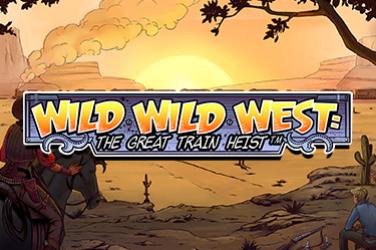 Wild Wild West: The Great Train Heist Touch