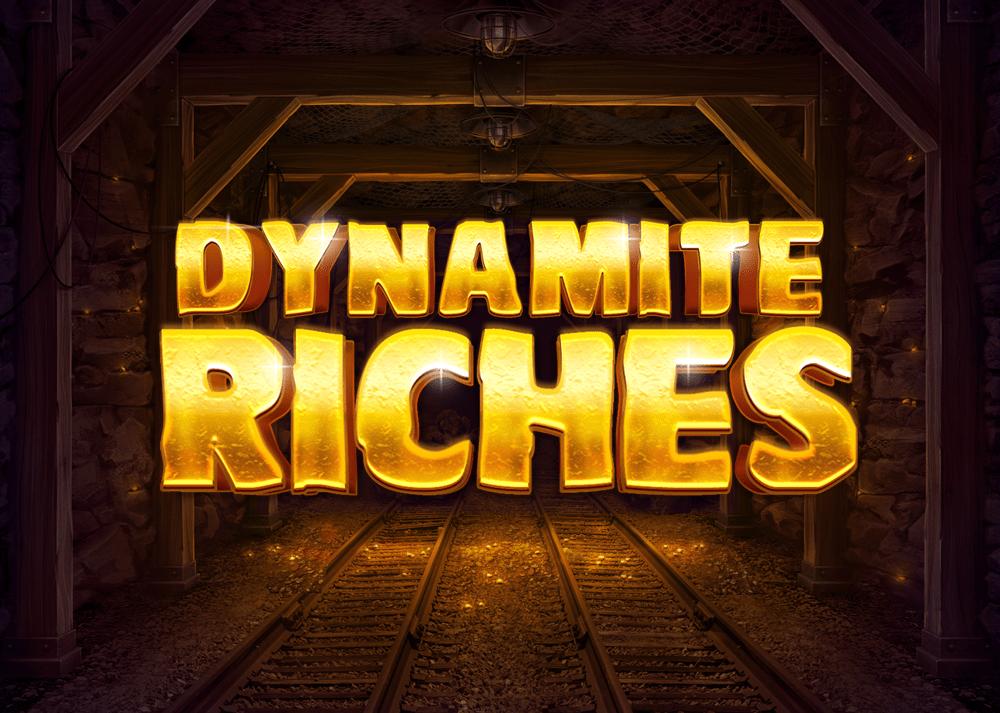 Dynamite Riches Spielautomat