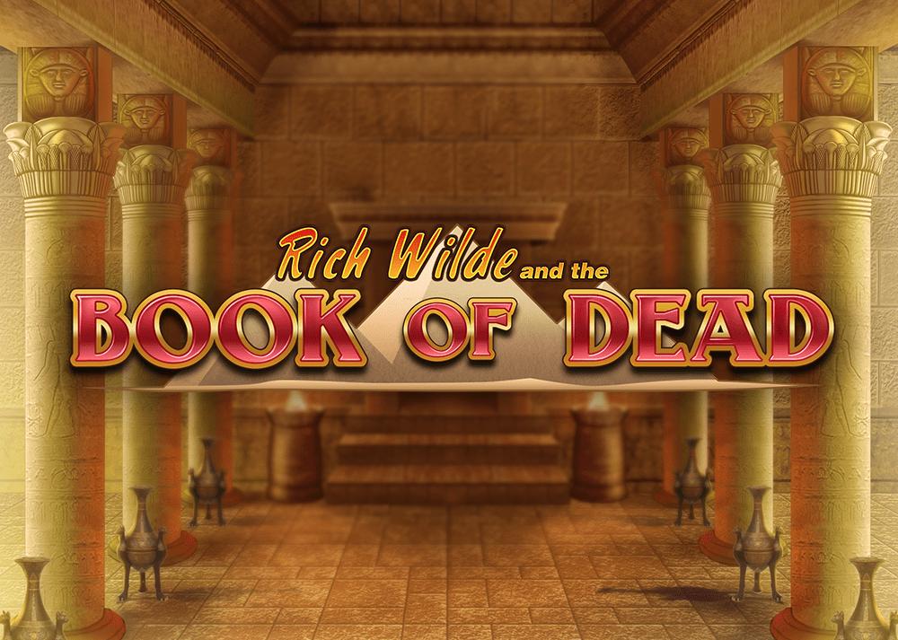 Book of Dead Online Slot