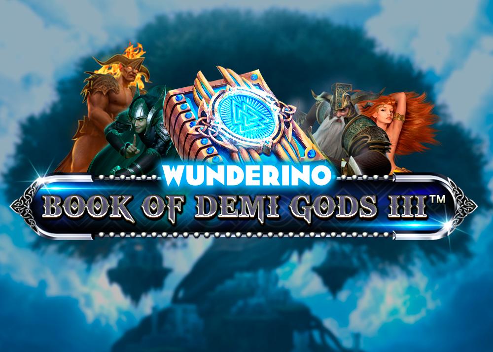 Wunderino Book of Demi Gods 3
