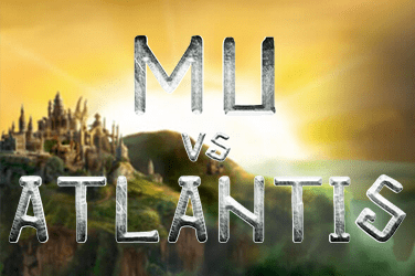 Mu vs. Atlantis